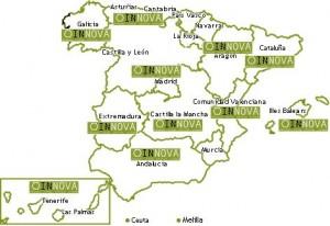 Mapa distribuidores